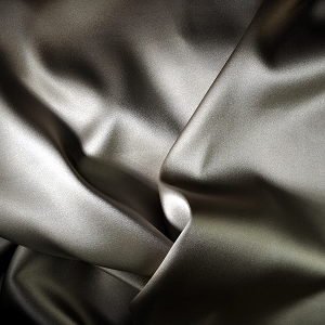 016 Medium or Gull Gray Silk Charmeuse