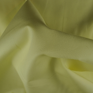 029 Silk 4-ply Crepe in Lemon Lime