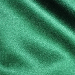 068 Emerald Green Crepe Back Satin - Wide