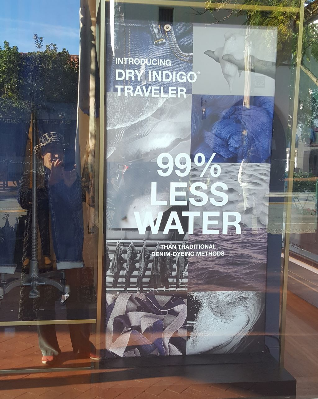 Water and Sustainable Fashion Fabric