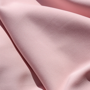 031 Parfait Pink Silk with Stretch Georgette