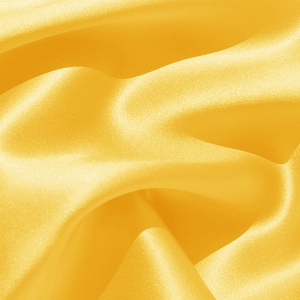 040 Banana Yellow Silk Charmeuse
