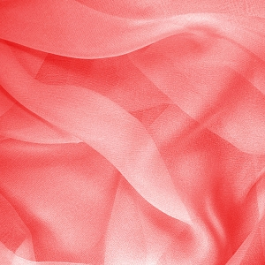 044 Silk Chiffon Watermelon