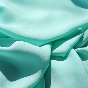 055 Mint Julep Silk Georgette