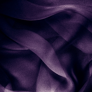 107 Shear Silk Chiffon in Imperial Purple