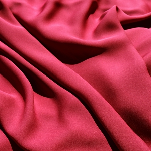110 Dried Rose Silk Georgette