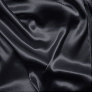 118 Dark Violet Stretch Charmeuse