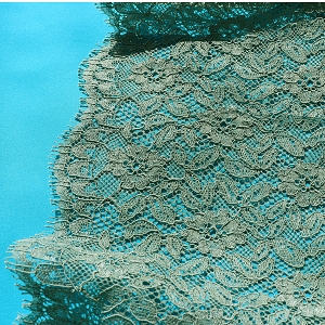 Celadon Cotton Lace