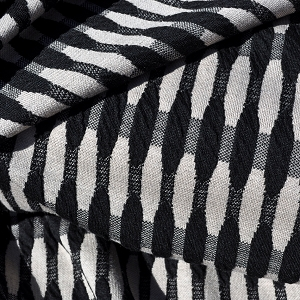 Graphic Knit Fabric