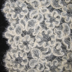 Lace Corded with Mohair