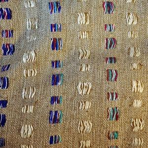 Woven Embroidery Matka