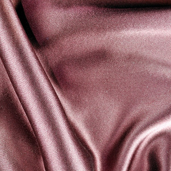 015 - Dusty Rose Silk Charmeuse