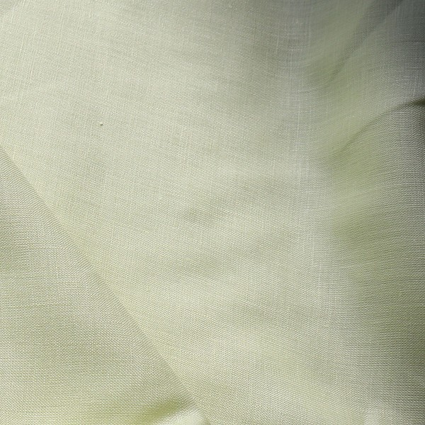 Handkerchief Linen - Lemon Lime